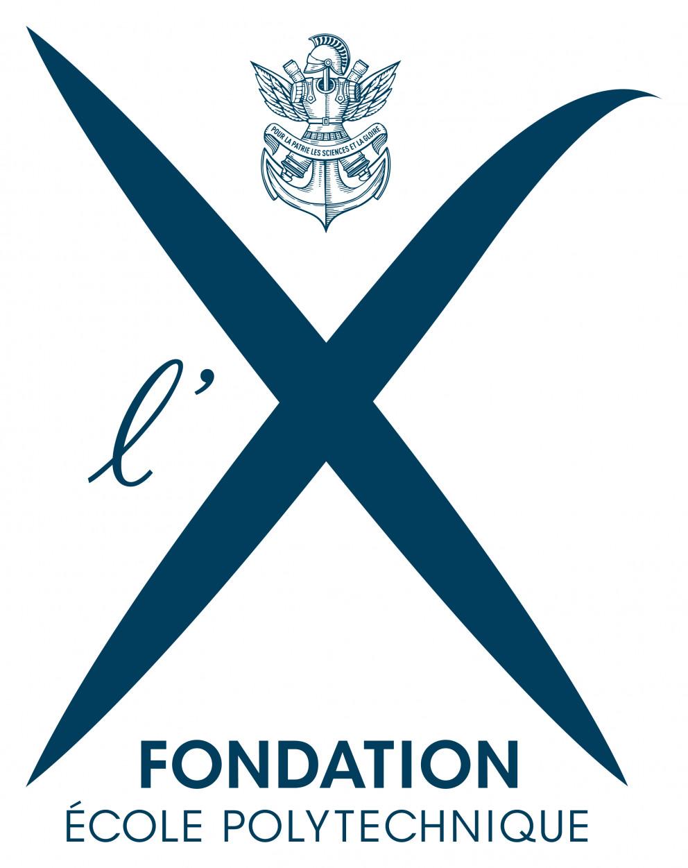 Logo de la Fondation de l'Ecole polytechnique