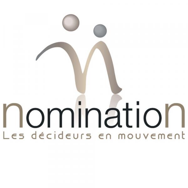 Logo de nomination - Les décideurs en mouvement