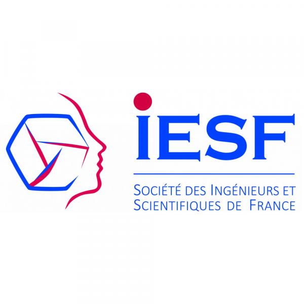 Logo de IESF - Société des ingénieurs et scientifiques de France