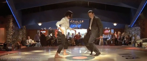 pulp fiction GIF