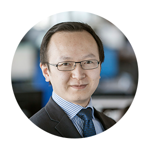 Ban Zheng (2005)  Head of data sciences HSBC Global Asset Management