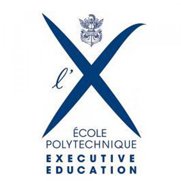 logo executive education de l'école polytechnique