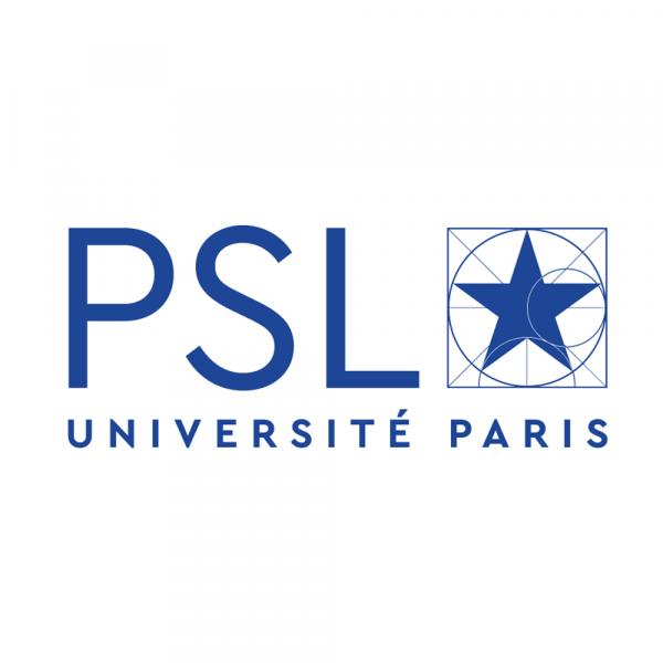 Logo de PSL Université Paris