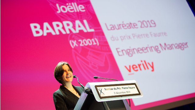 Joëlle Barral...